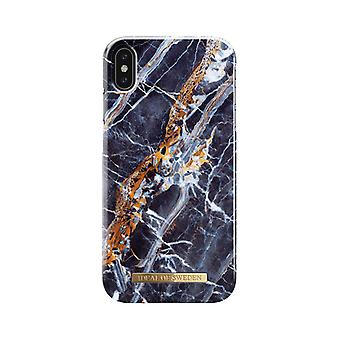 iDeal Of Sweden iPhone XS Max skal - Midnight Marble