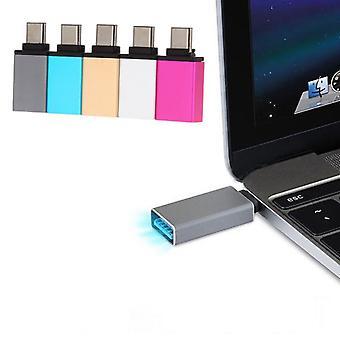 USB-C to USB-A input