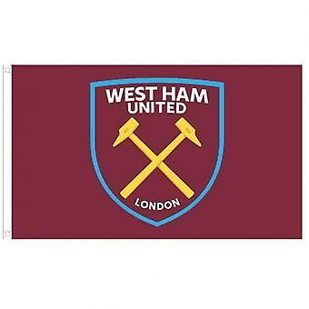 West Ham United Flag CC
