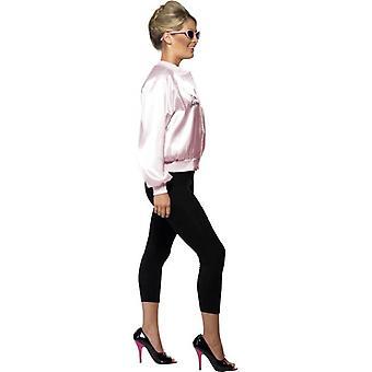Pink Lady jasje, voor vet, UK jurk 4-6