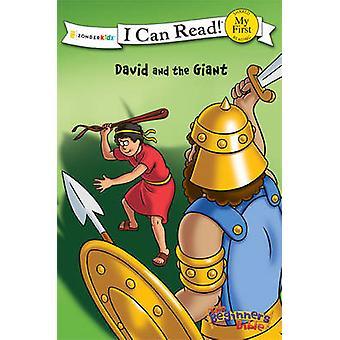 ديفيد والعملاقة بكيلي البكرة-كتاب 9780310715504