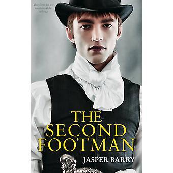 Toinen lakeija jäseneltä Jasper Barry - 9781780883656 kirja