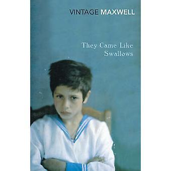 Przyszedł jak jaskółki przez William Maxwell - 9781860469282 książki