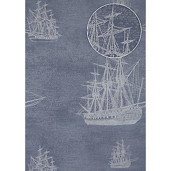 Non-woven wallpaper ATLAS SIG-584-3