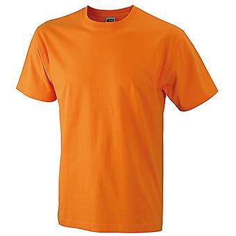 James og Nicholson Mens Workwear t-skjorte