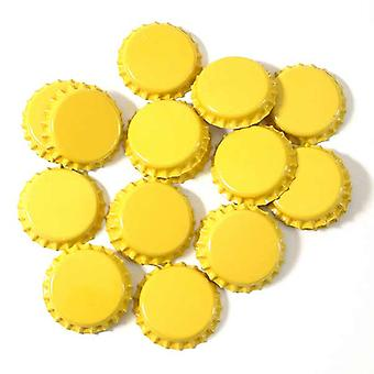 Crown Caps - Yellow - 1000