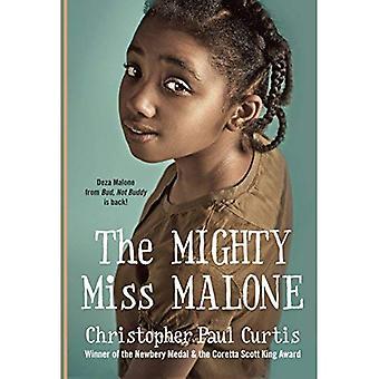 Den mäktiga Miss Malone