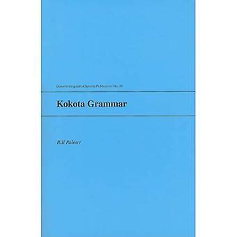 Kokota Grammar (Oceanic Linguistics Special Publication)
