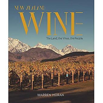 Nieuw-Zeelandse wijn: Het Land, de wijngaarden, de mensen