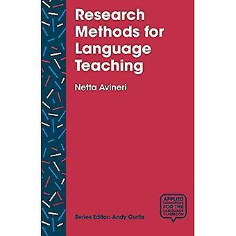 Métodos de investigación para la enseñanza de la lengua: investigación, proceso y síntesis (lingüística aplicada para la clase de lengua)