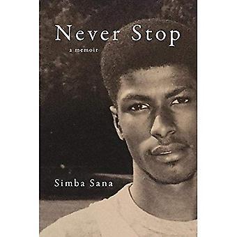 Nunca para: Um livro de memórias