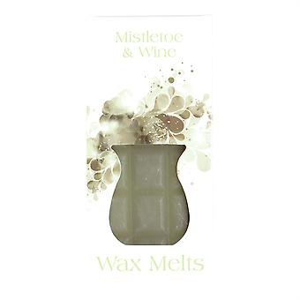 Pintail Candles Fragranced Wax Melts 18 pack - Mistletoe & Wine