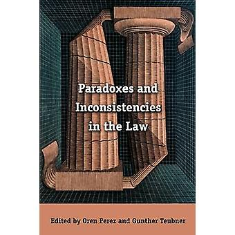 Paradoxes and Inconsistencies in the Law by Perez & Oren