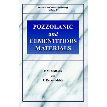 Matériaux pouzzolaniques et cimentaires de Marneffe & V. M.