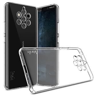 IMAK UX-5 serie TPU shell voor Nokia 9 PureView