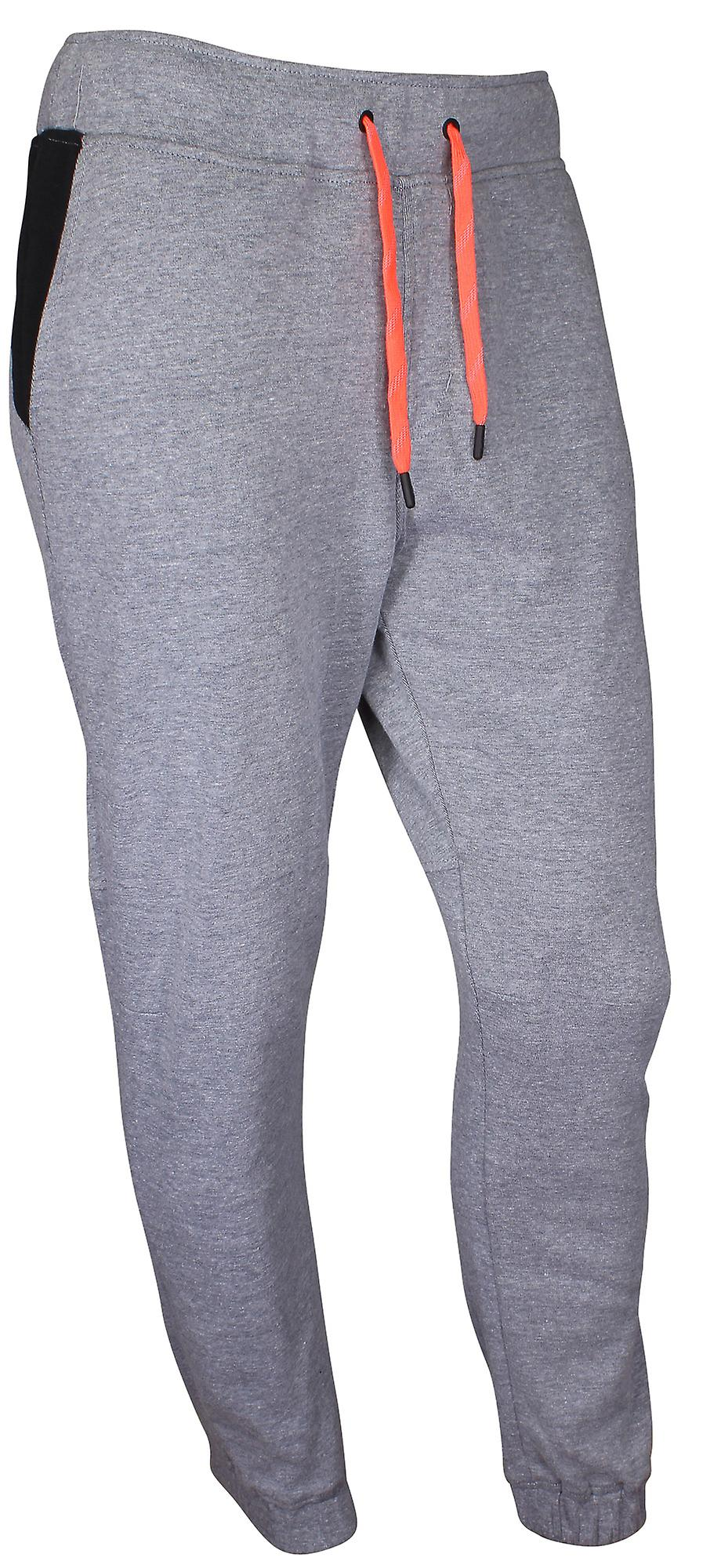 Fox Racing Mens Lateral svette bukser - lyng grå