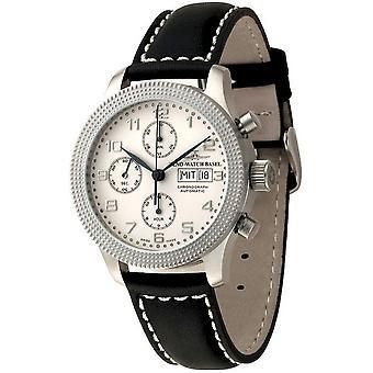 Zeno-watch montre chronographe NC Clou de Paris rétro 11557TVDD-e2