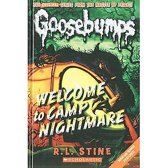 Welcome to Camp Nightmare by R L Stine - 9780606144865 Book