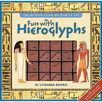 Fun with Hieroglyphs by Metropolitan Museum of Art - Catharine H Roeh