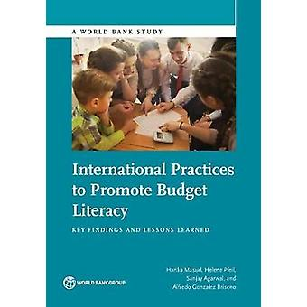 International practices to promote budget literacy - key findings and