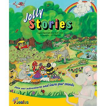 Jolly Stories by Sue Lloyd - Sara Wernham - 9781844140800 Book
