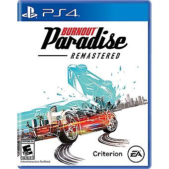 Burnout Paradise HD GRY NA PS4 (angielski/arabski box)