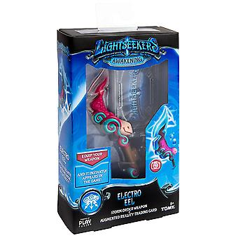Lightseekers Awakening Leeching Scimitar Dread Order Weapon & Trading Card