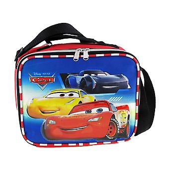 Lunch Bag - Disney - Cars Top Engine New 008659