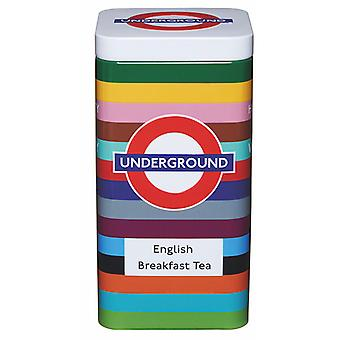 Licensed london underground™ tube lines 40 english breakfast tea bags (125g)