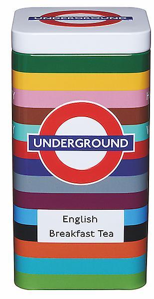 Licensed london underground™ tube lines 40 english breakfast tea bags (125g)