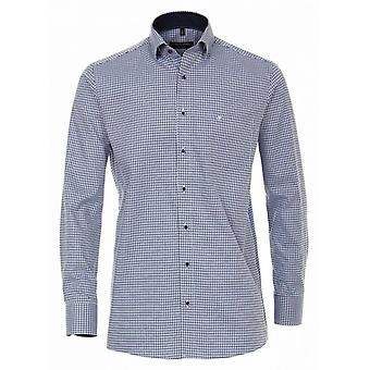 CASA MODA Casa Moda Woven Pattern Formal Shirt