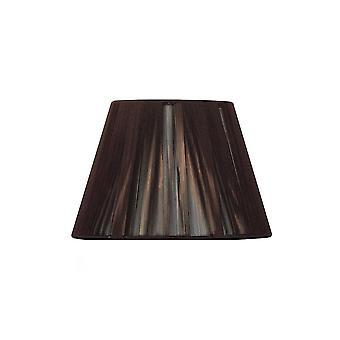 Mantra Silk String Shade Dark Brown 190/300mm X 195mm
