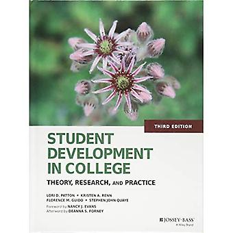 Desarrollo Estudiantil en la Universidad: Teoría, Investigación y Práctica
