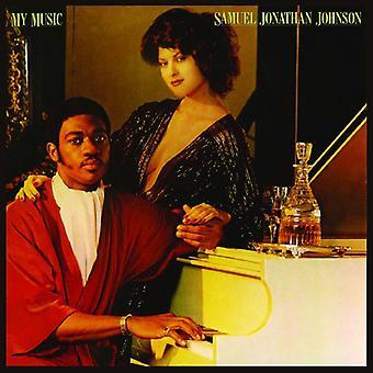 Samuel Jonathan Johnson - My Music [CD] USA import