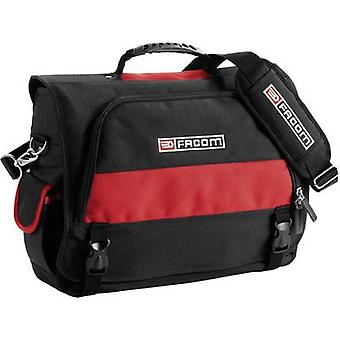 Facom Laptop bag Suitable for max: 38,1 cm (15) Black, Red