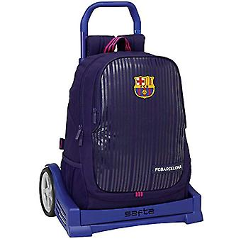 F.C.Barcelona 2 Equipacion 16/17 With Trolley Safta Evolution