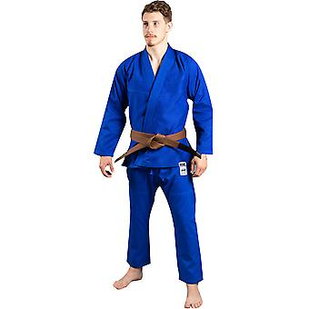 Scramble Standard Issue Semi Custom Brazilian Jiu-Jitsu Gi - Blue