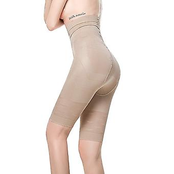 Cacosa Women's Hi-Waist Breathable Slimming Shapewear Comfort Thigh Slimmer (...