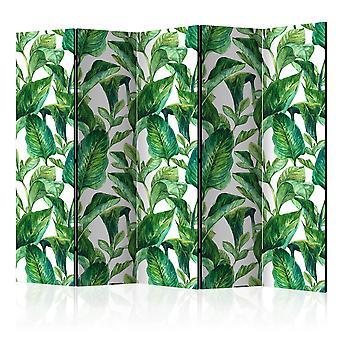 Folding screen-Tropical Paradise [Room Dividers]