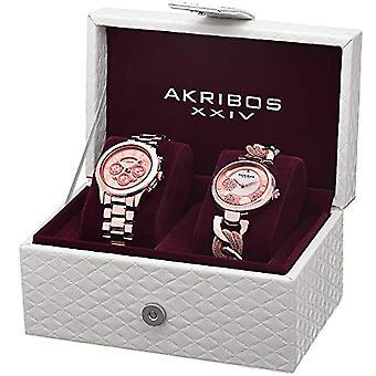 Akribos XXIV Clock Donna Ref. AK676RG, A