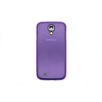 Galaxy S4 Ultra-thin shell protection case cover purple