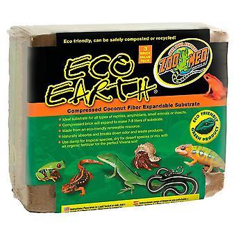 Mattone di Terra Eco zoo Med (3pk)
