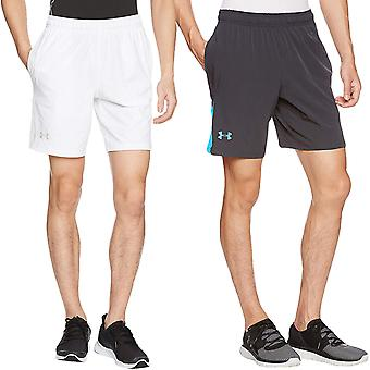 Under Armour Mens Cage Sports Gym Running Active Training Bottoms Shorts