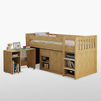 Merlin Study Bunk Bed-eg Effect finer