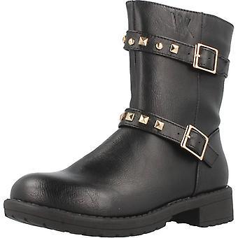 Lumberjack Boots Sweet Color Black