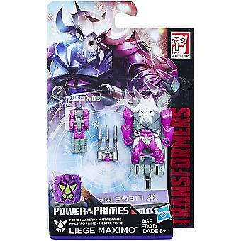 Transformers Generations Action Figure - Prime Master Skullgrin