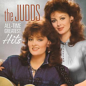 Judds - All-Time Greatest Hits [CD] USA import