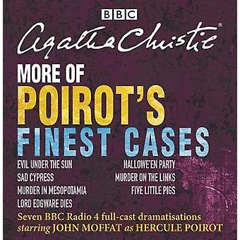 More of Poirots Finest Cases by Agatha Christie