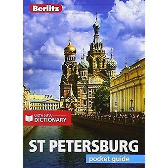 Berlitz Pocket Guide St Petersburg Travel Guide with Dictio