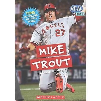 Mike Trout by Marie Morreale